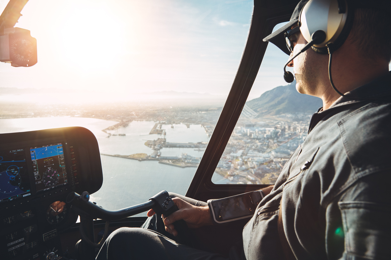 Attention: Helicopter Flight Instructors